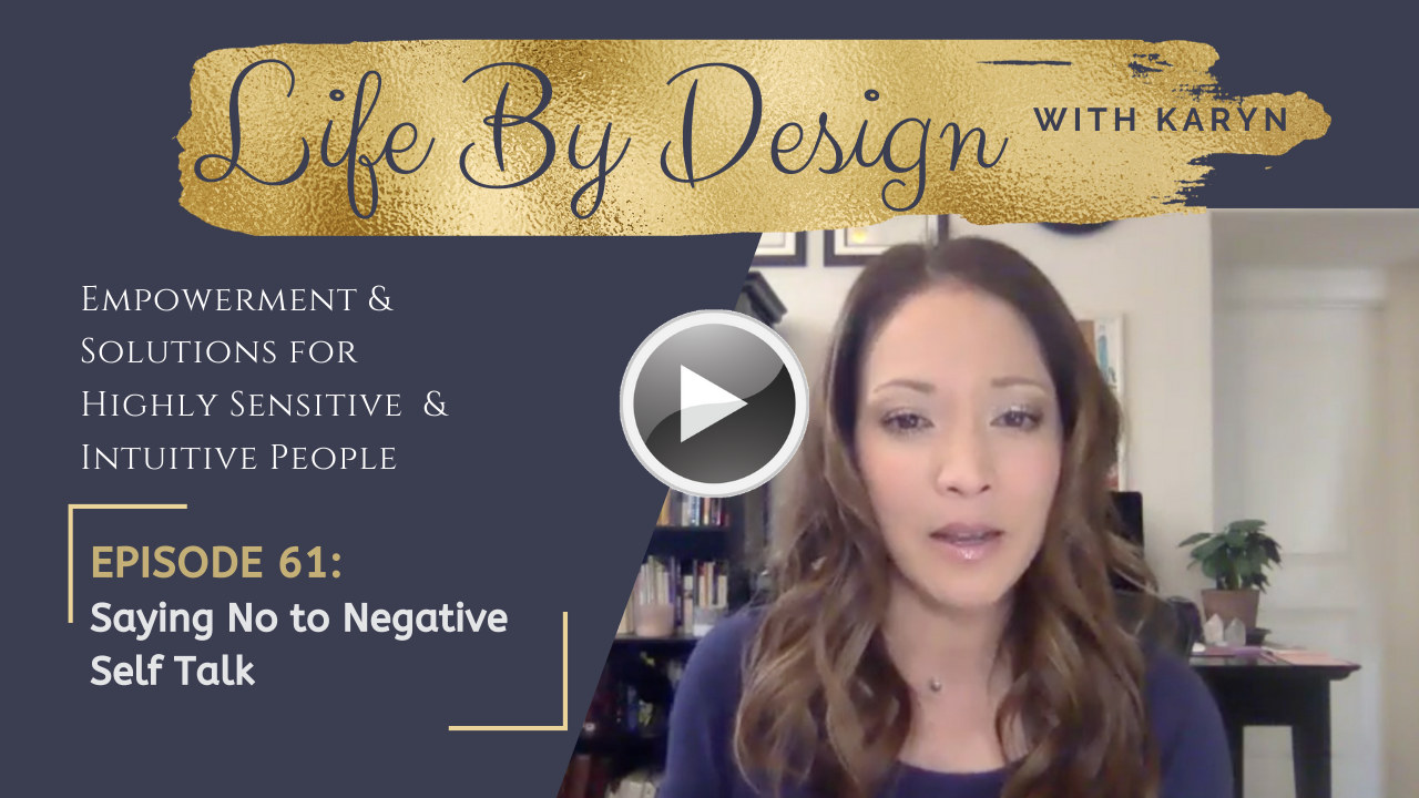 [LBD #61] Saying NO to Negative Self-Talk