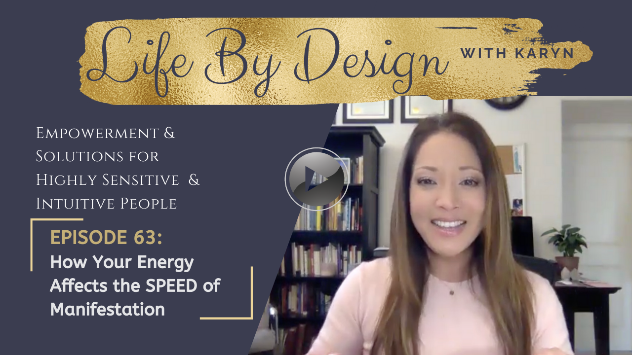 [LBD #63] How Your Energy Affects the SPEED of Manifestation
