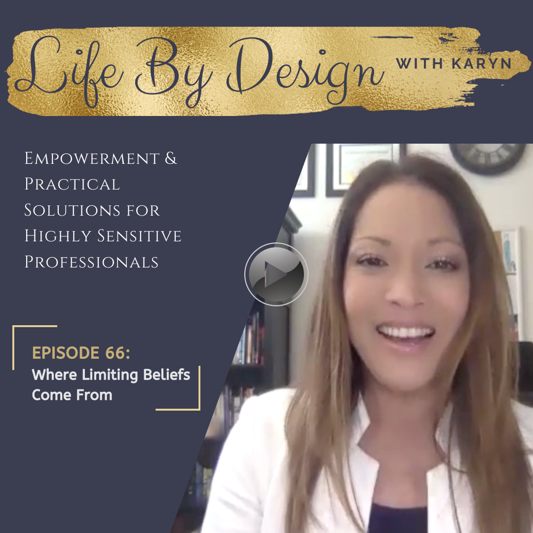 [LBD #66] Where Limiting Beliefs Come From